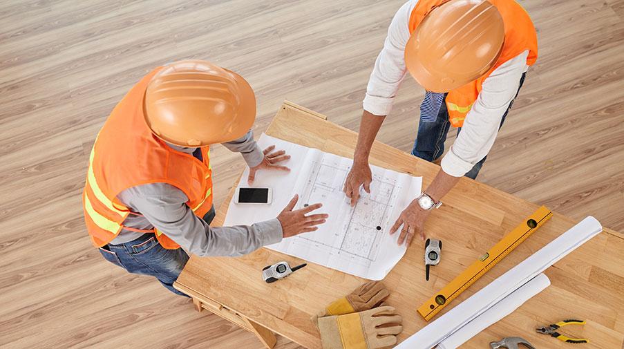 Byggfrågor och ledarskap